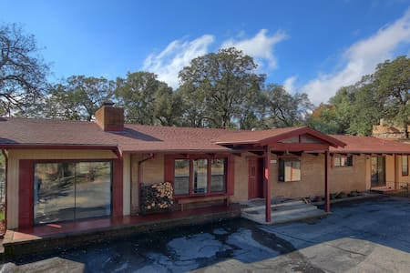 Fun and Friendly Home Near Yosemite - Mariposa - House