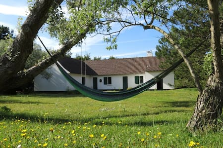Charming French cottage with garden near the sea - Neufchâtel-Hardelot