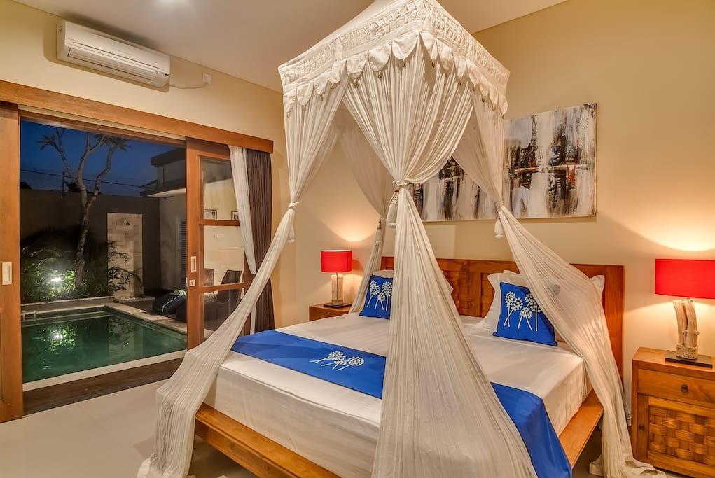 1BR Private Villa