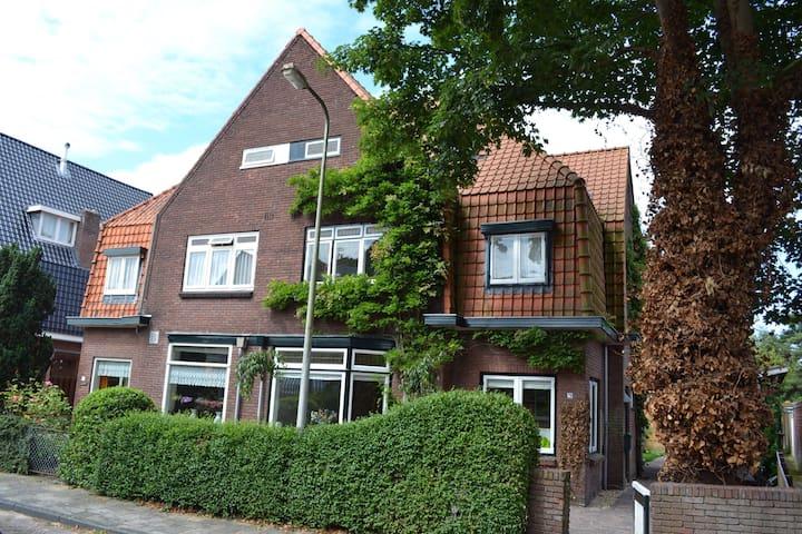 Great house near Amsterdam & Beach!