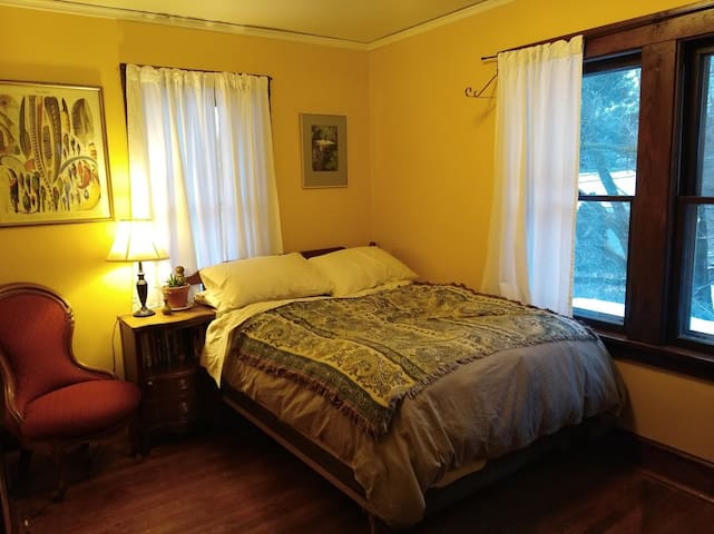 Yellow Room at the House on Hillview Place