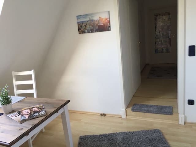 Music-Lounge-Wrede 6 Personen - Walsrode - Apartment