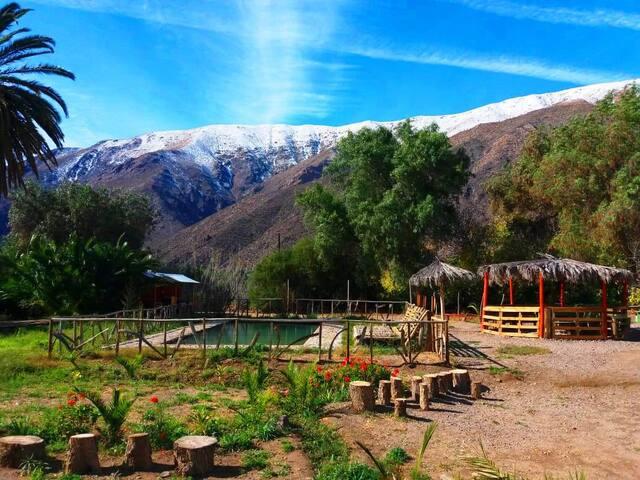 Eco Camping La Palmera VALLE DE ELQUI
