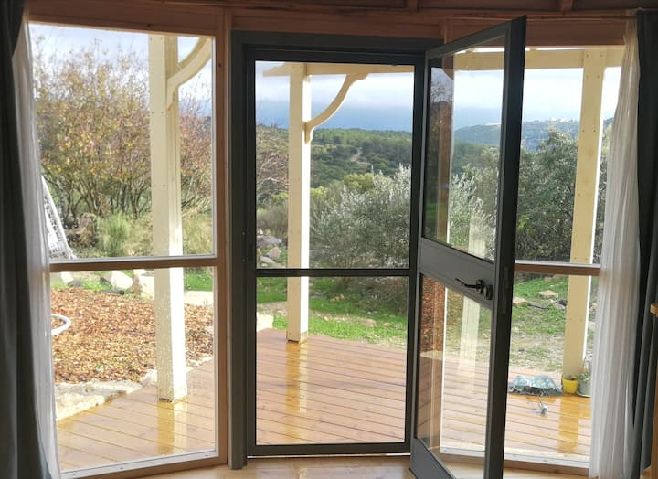 Peaceful Getaway in Galilee Mountains