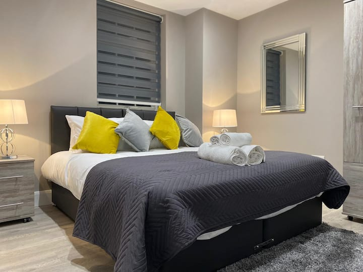 High street Luxury 1 bed by SYL