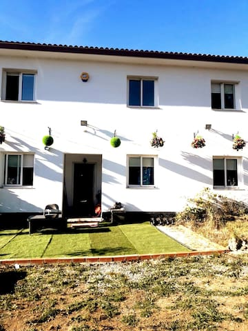 Casa en Sobrado dos Monxes rodeado de naturaleza