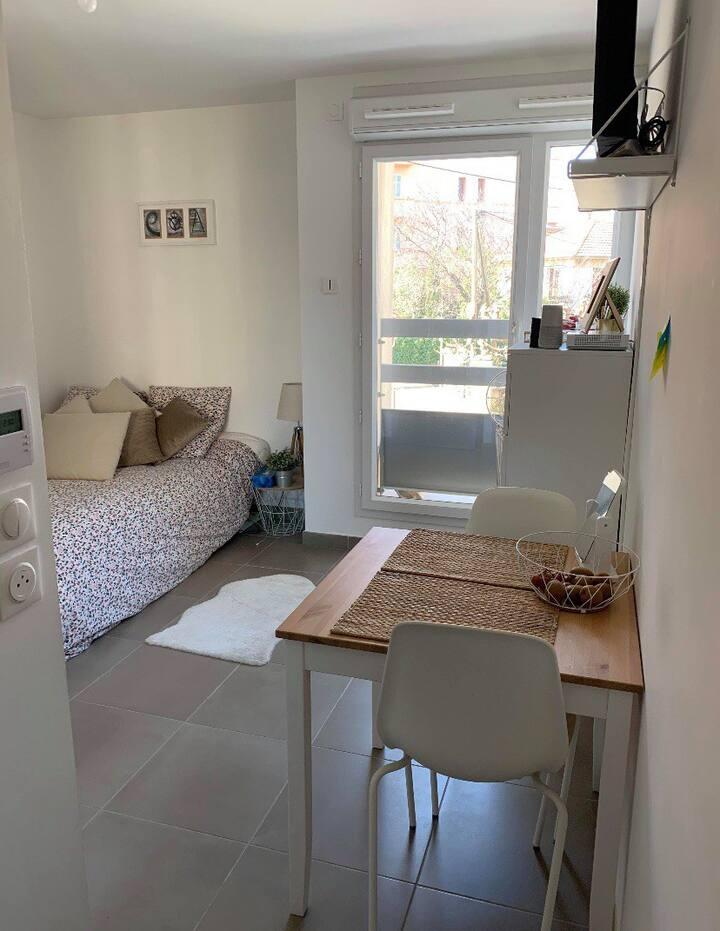 Magnifique petit studio au cœur d'Aix en Provence