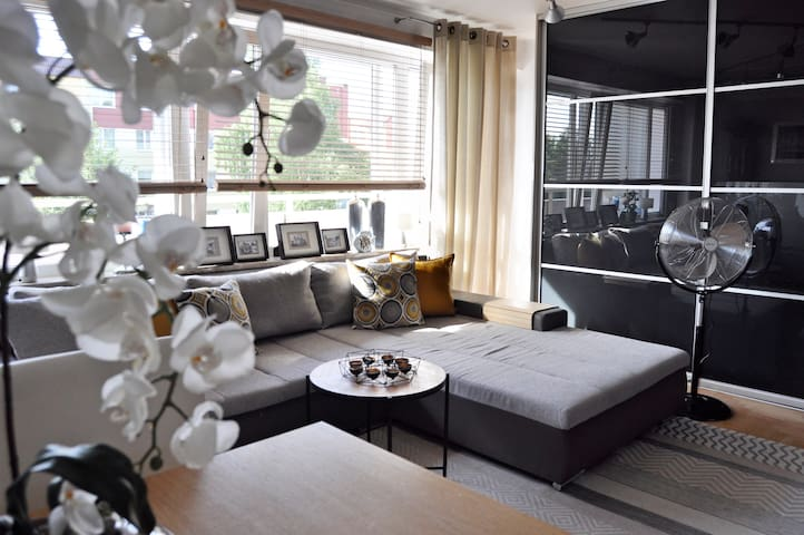 Apartament Anemos***