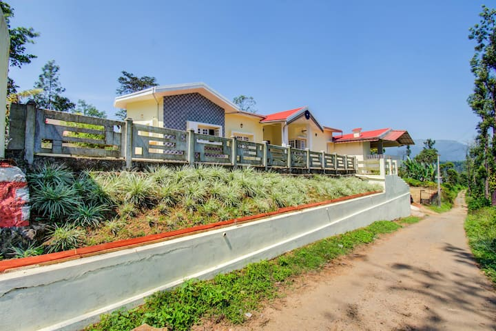 OYO - Discounted! Hill-View Lavish Studio Home, Coorg