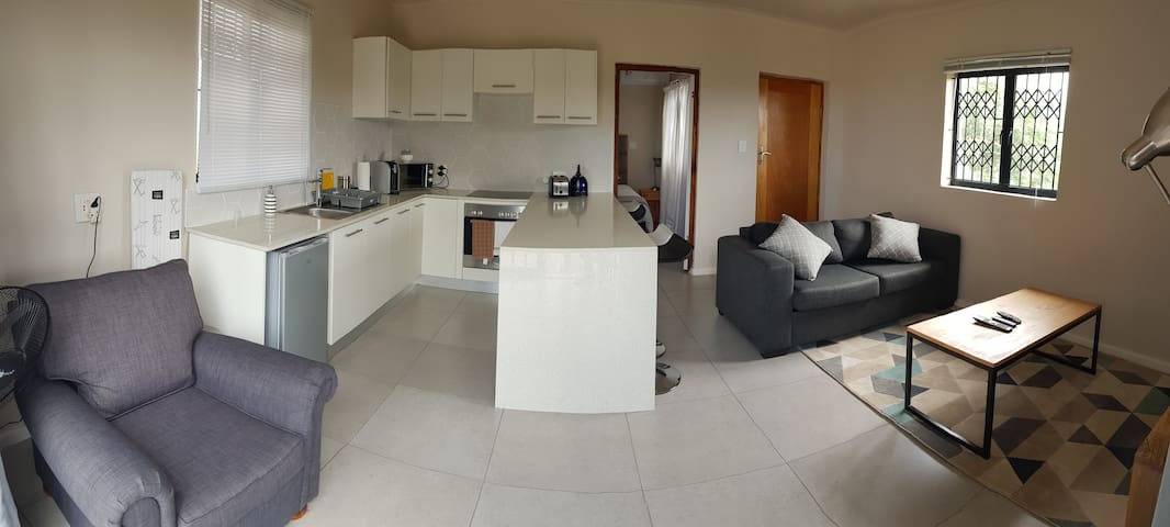 Secure, upmarket central Westville apartment