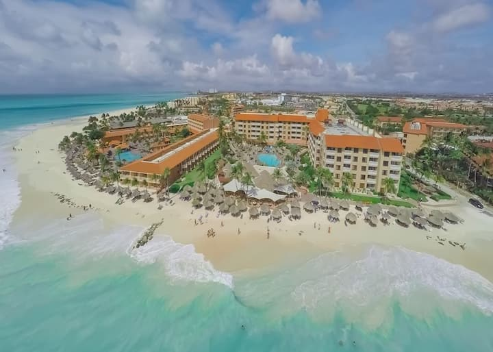 Casa Del Mar Aruba Timeshare  Direct waterfront