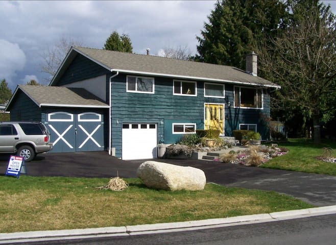 Cozy all inclusive, close to Vancouver Airport.