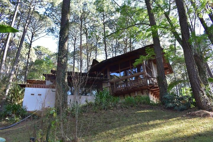 Cabaña Villa Dulcinea
