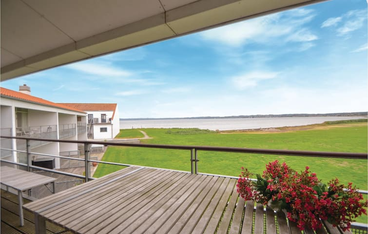 Holiday apartment with 2 bedrooms on 88m² in Ebeltoft