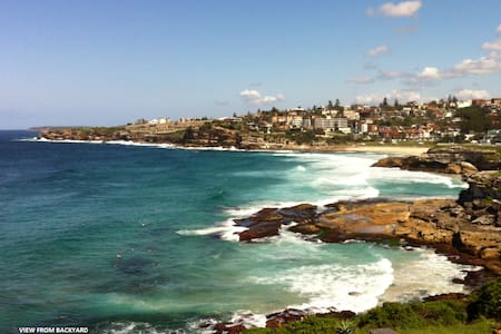 Apartment by the Beach - Tamarama - Huoneisto