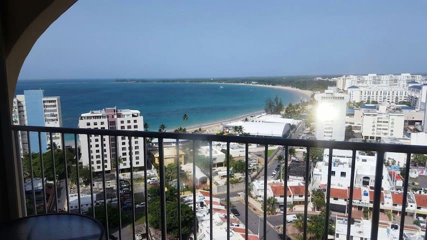Mare (ESJ Azul) Beach Front Penthouse