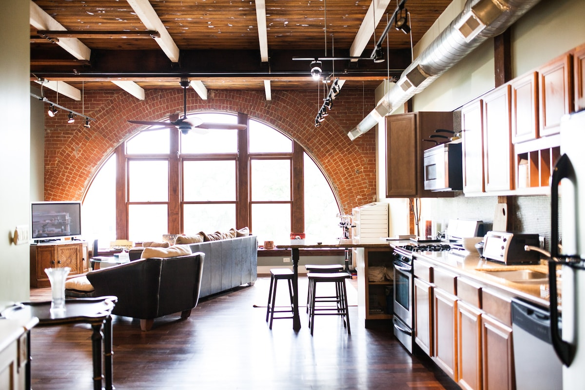 Superb Loft In Downtown Aurora,close To Everything   Lofts For Rent In  Aurora, Illinois, United States