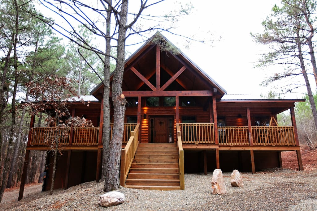 Tree Top Tango 3br 2bth Sleeps 10 Shuffleboard Cabins