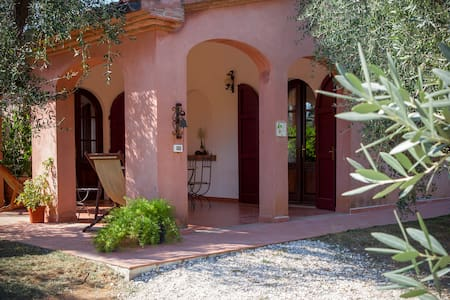 Apartment in the Tuscan countryside - Bolgheri