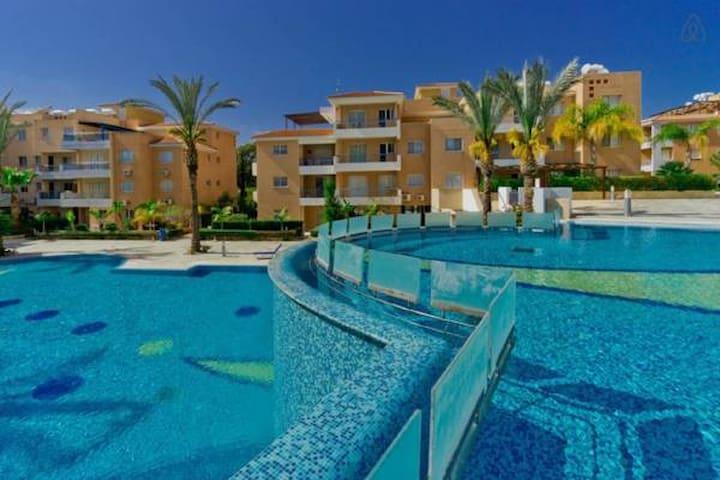 Apartment in Iris Village Pafos - Paphos - Apartment
