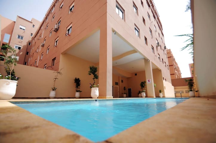 Great Apartment for your stay in Marrakech