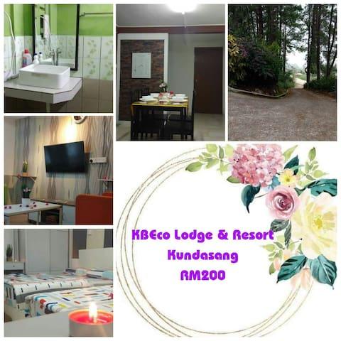 KB Eco Lodge & Resort, Kundasang