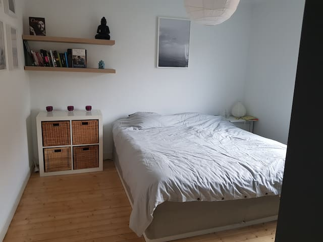 Cosy appartment close to city, beach and Dreamhack