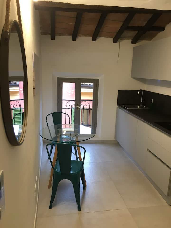 Attic - Home 32 Apartments