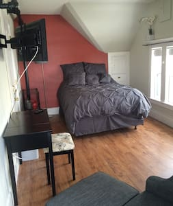 Furnished Room in Historic West End Building! - Portland