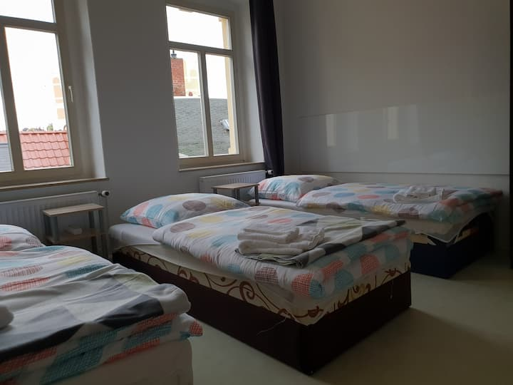 Zimmer für 3 Personen in Altenburg