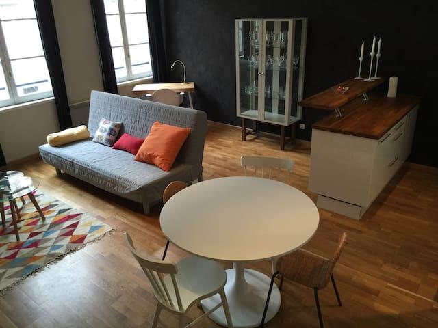 Bel appartement dans le Vieux-Lille - Lille - Wohnung