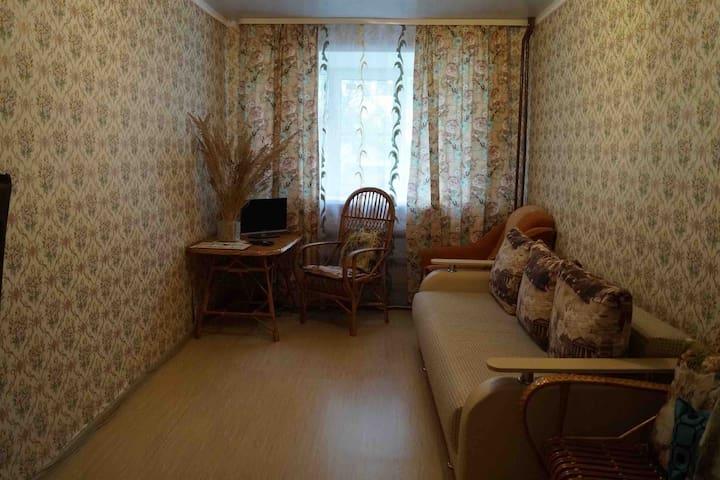 """Квартира """"Отдых всей семьёй"""""""