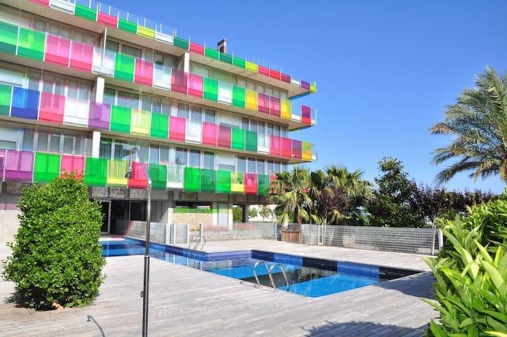 Ático con solarium vista mar Thalassa 3D - Cambrils - Apartmen