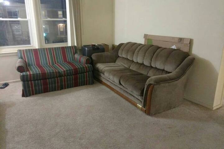 Shared Apt.+parking-5miles from DC - College Park - Pis