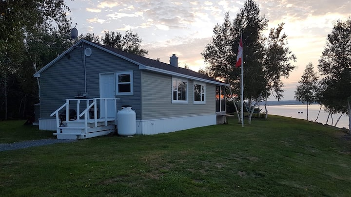 Miramichi River Summer Getaway Cottage
