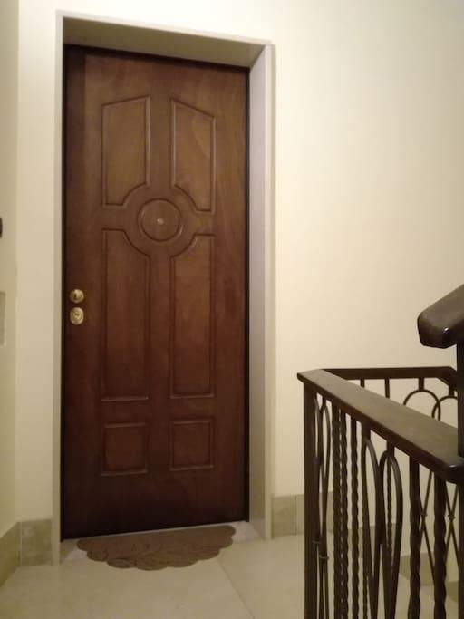 Portone appartamento