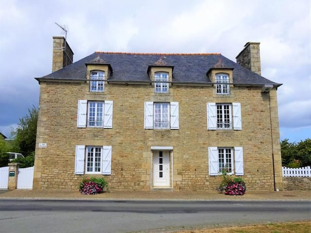 Chambre d'hôte à Bourseul dans maison de caractère