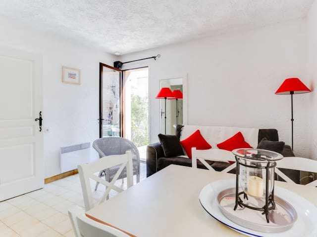 appartement Saint Raphael Boulouris au calme