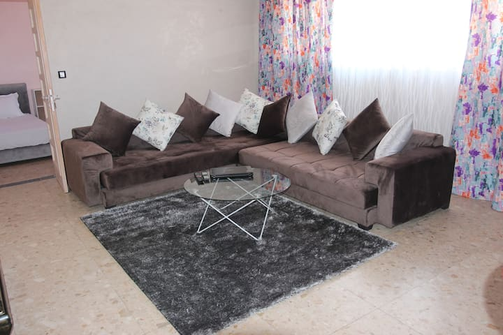 Apartment with panoramic view in Gueliz center - Marrakech
