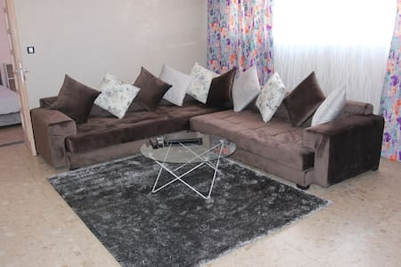 Apartment with panoramic view in Gueliz center - Marrakesh - Appartement