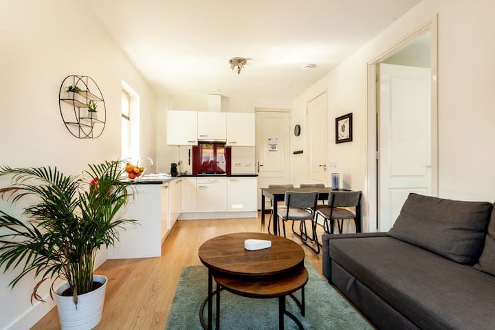 Stylish One Bedroom Apartment for 4 persons close to Central Station
