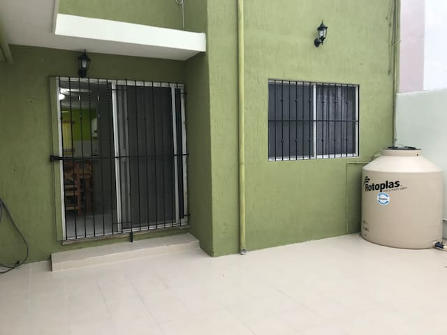 Casa laurel cómoda por altabrisa a/c smart tvcable