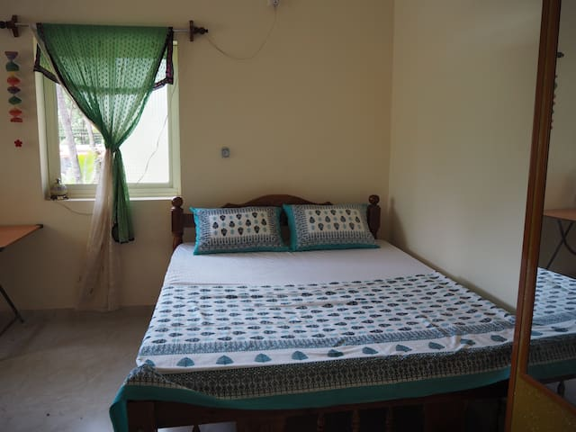 Charlotte Holiday Apartment - Canacona - Daire