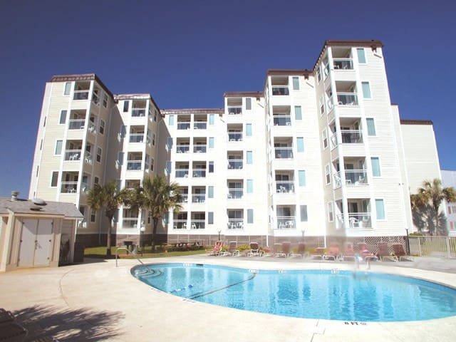 Nicely Remodeled 2 BD Oceanfront - North Myrtle Beach - Condominium
