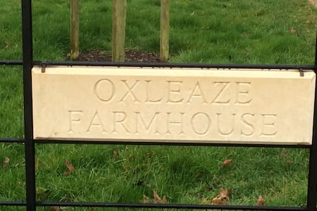 Oxleaze Farmhouse Annexe