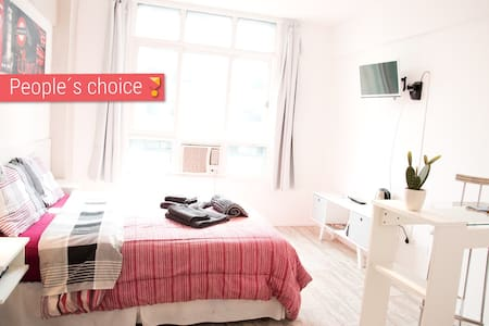 ❤ 9I | PEOPLE´S CHOICE | Obelisco BA ★★★★★! - Buenos Aires - Wohnung