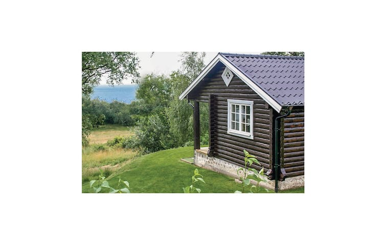 Holiday cottage with 1 bedroom on 35m² in Ängelholm