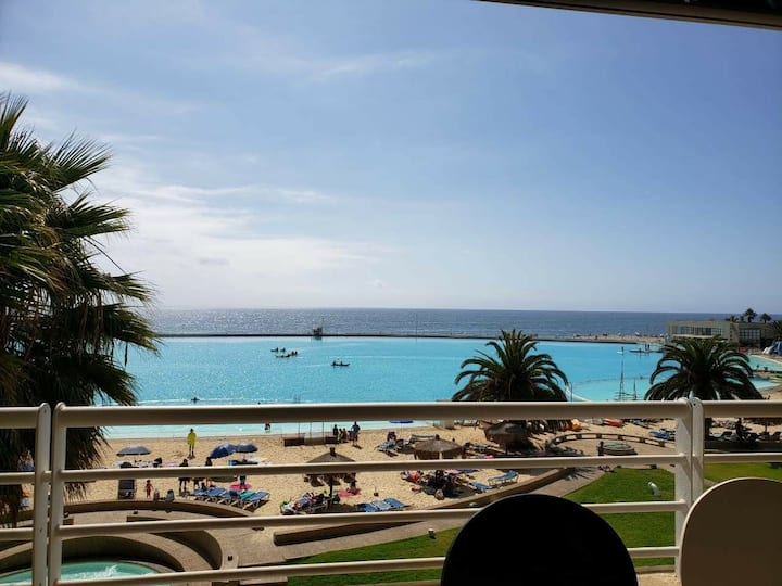 Departamento completo en San Alfonso del mar