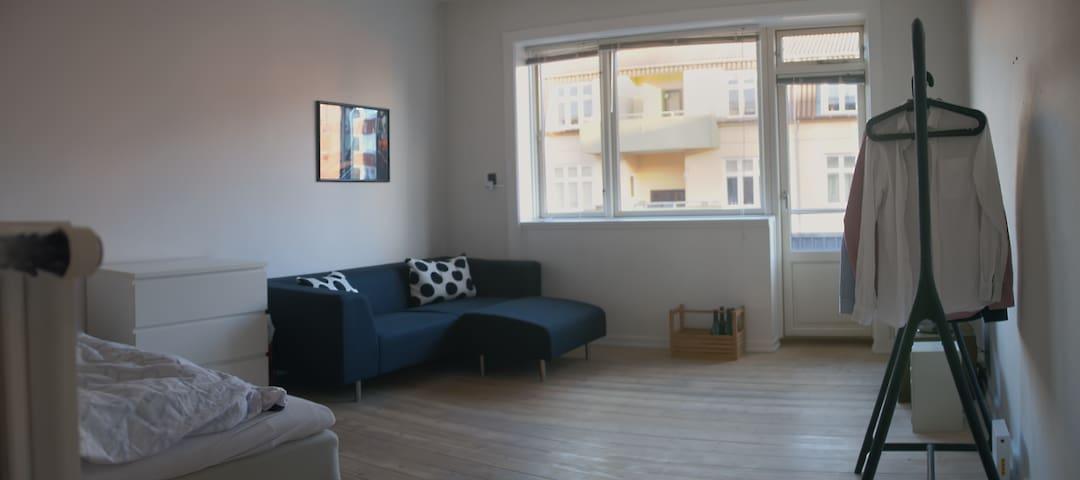 Cool apartment close to everything! - Köpenhamn - Lägenhet