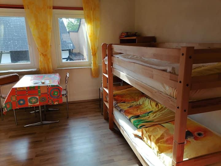 Ferienwohnung Haunetal - Neukirchen